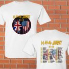 HOT NEW Def Leppard + Journey north north american tour dates  T-Shirts S-2XL