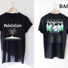 HOT NEW Rebelution Shirt Wunter-Greens-Tour-2018-Dates  T-Shirts S-2XL