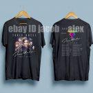 HOT NEW New Tokio Hotel Tour 2018 Gildan T-Shirts S-2XL