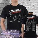HOT NEW  Goo Goo-Dolls-American Rock Band-Tour Date 2018 T-Shirts S-2XL