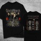 HOT NEW Godsmack And Shinedown Summer 2018 T-Shirts S-2XL