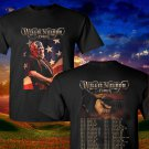 HOT NEW Willie Nelson Family Shirt World Tour Music 2018  T-Shirts S-2XL