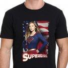 HOT NEW SUPERGIRL TV Series DC Female Super Hero T-Shirts S-2XL