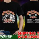HOT NEW Steve Miller Band With Peter Frampton Spring Tour Dates T-Shirts S-2XL