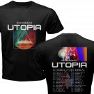 HOT NEW Todd Rundgrens-Utopia-V2-Tour 2018  T-Shirts S-2XL