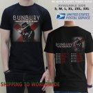 HOT NEW Bunbury Héroes del Silencio-World-Tour 2018 T-Shirts S-2XL