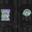 New 8989-Wiz Khalifa & Rae Sremmurd Dazed & Blazed Tour 2018 T Shirt Size S-2XL