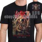New 19399-Slayer Final Farewell World Tour 2018 T Shirt Size S-2XL