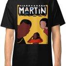 New Martin 90s Hip Hop Sitcom TV Show T-Shirt Men's Size S to 2XL