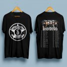 New 99589-Shinedown Tour Dates 2018 Gildan T Shirt Size S-2XL