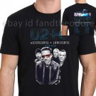 New 7899-U2 Experience + Innocence 2018 With Tour Date Men's T Shirt Size S-2XL