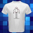 New KRAFTWERK Robot Electronic Robot Logo White T-Shirt Size S-2XL