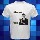 The Undertones Jimmy Jimmy Punk Rock Band White T-Shirt Size S-2XL