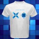John Mayer XO Music Logo Famous Singer White T-Shirt Size S-2XL