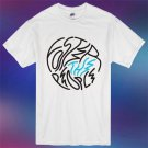 New Foster The People Famous Indie Pop Band Logo Men's White T-Shirt Size S-2XL