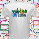 Rare STEPBROTHERS PABLO CRUISE Logo Men's White T-Shirt Size S-2XL