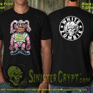 White Zombie Astro Creep More Human Than Human Metal T-Shirt S-2XL