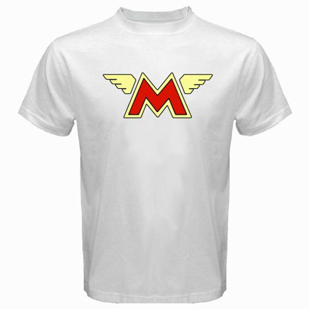 New Matchless British Motorcycle  Classic Logo Men's Black T-Shirt Size S-2XL