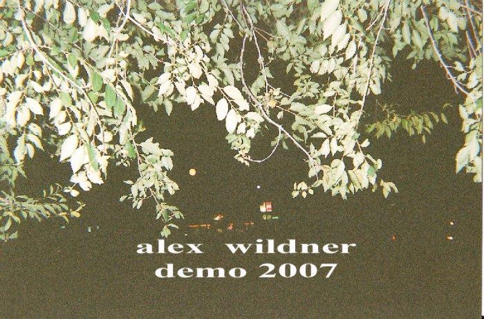alex wildner - demo (2007)