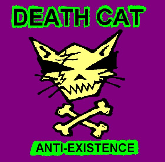 Death Cat - Anti-Existence