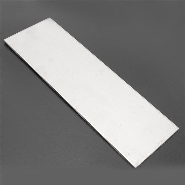 300x100x4mm Titanium Sheet Plate Gr.5 Metal Titanium 6al-4v Sheet