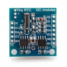 Tiny RTC I2C AT24C32 DS1307 Real Time Clock Module Board With CR2032  Battery