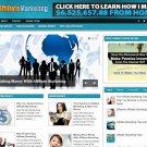 HOT Affiliate Marketing Blog for Sale! Established New Turnkey Internet Business