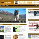Dog Training Blog for Sale! New Established Turnkey Affiliate Internet Business