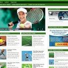 Tennis Blog Ready Made for SALE! Established Turnkey Internet Business Website