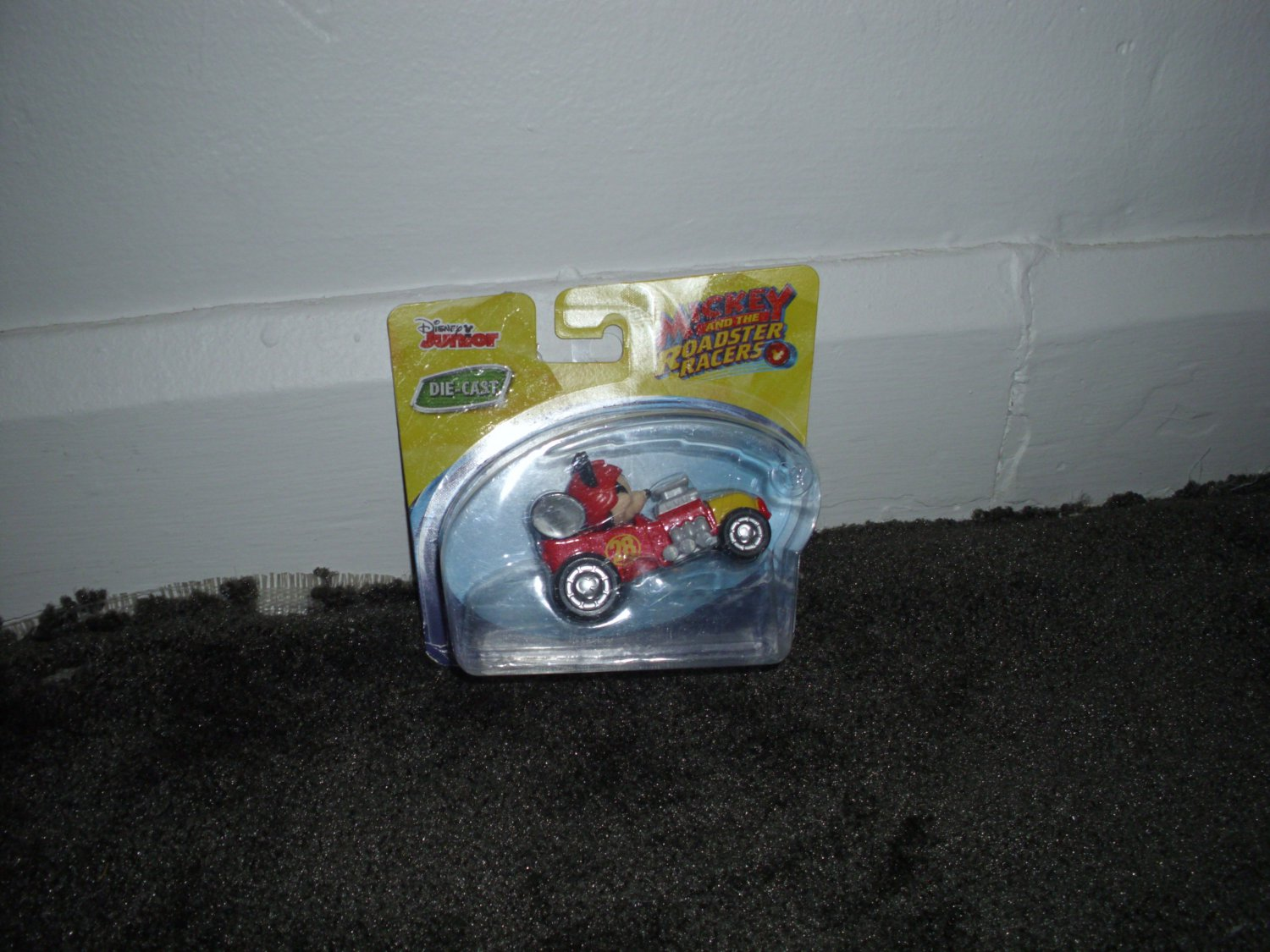 Disney Junior Mickey & The Roadster Racer Die Cast
