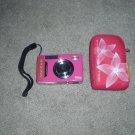 Vivitar ViviCam 5022 5.1MP Digital Camera - Pink