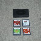 Lot of 4 Nintendo DS Video Games