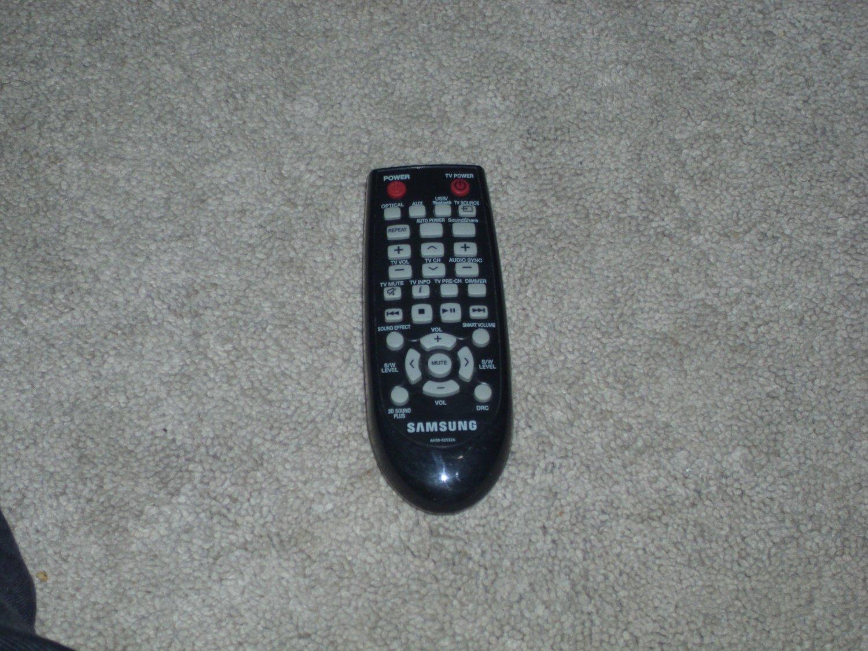 Remote Control For Samsung AH59-02532A AH59-02546A HW-F550 SoundBar Audio System
