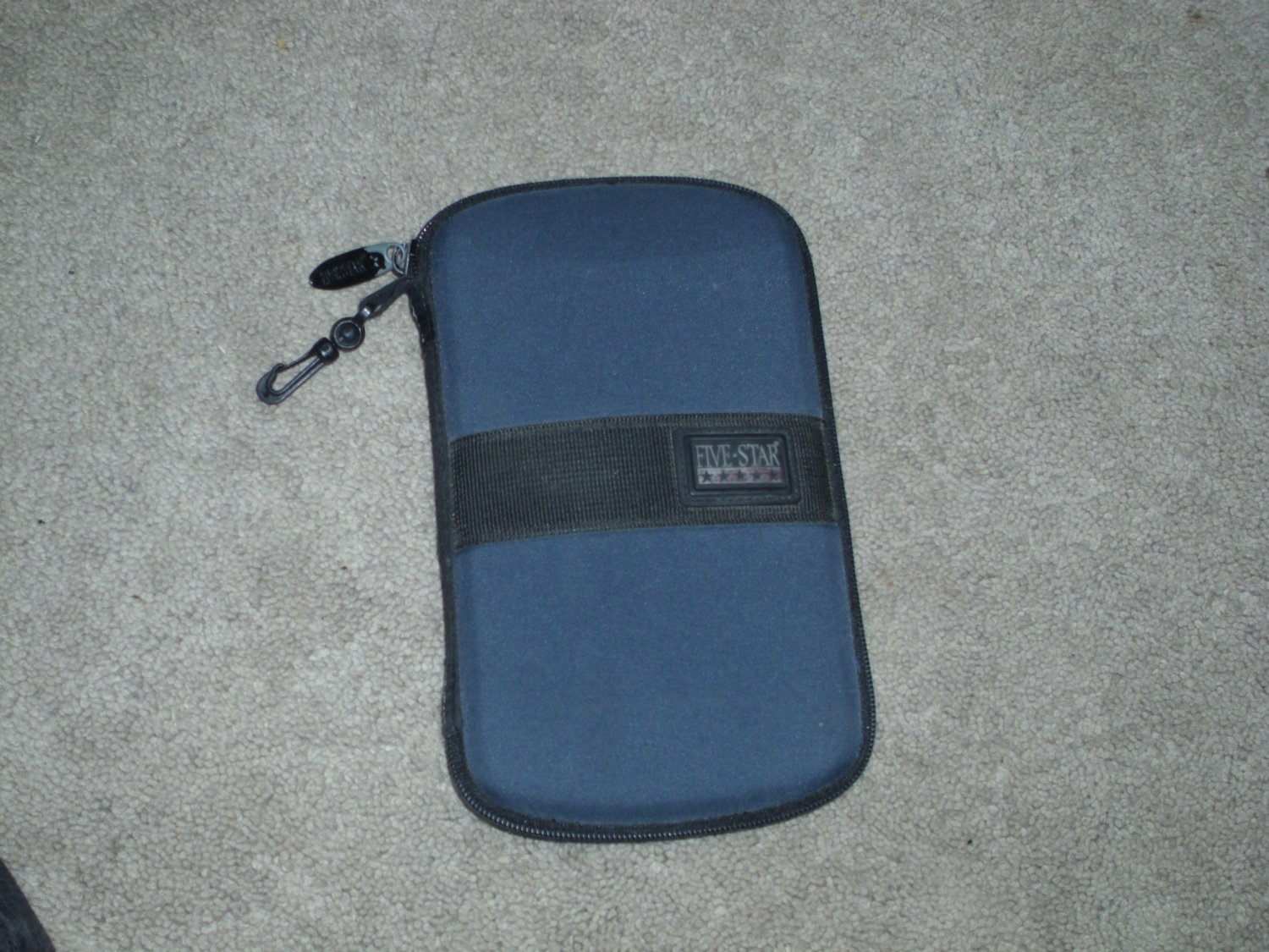 Mead 5 Star Texas Instruments Calculator Case