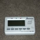 Ibanez Tuner Metronome MU30