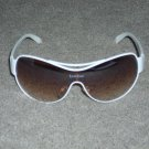 BeBe Women's Sunglasses White