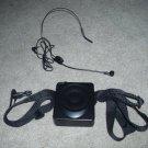 PylePro PWMA50B - 50 Watts Portable Waist-Band Portable Pa System W/ Headset Mic
