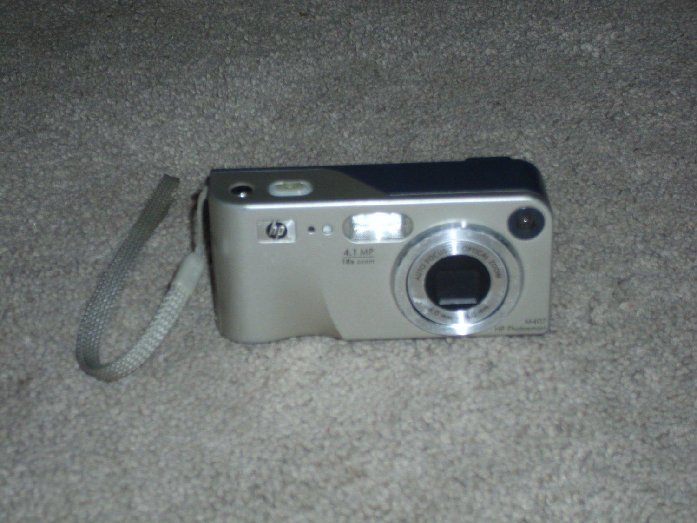HP Photosmart M407 Digital Camera 4.1 Mega Pixels