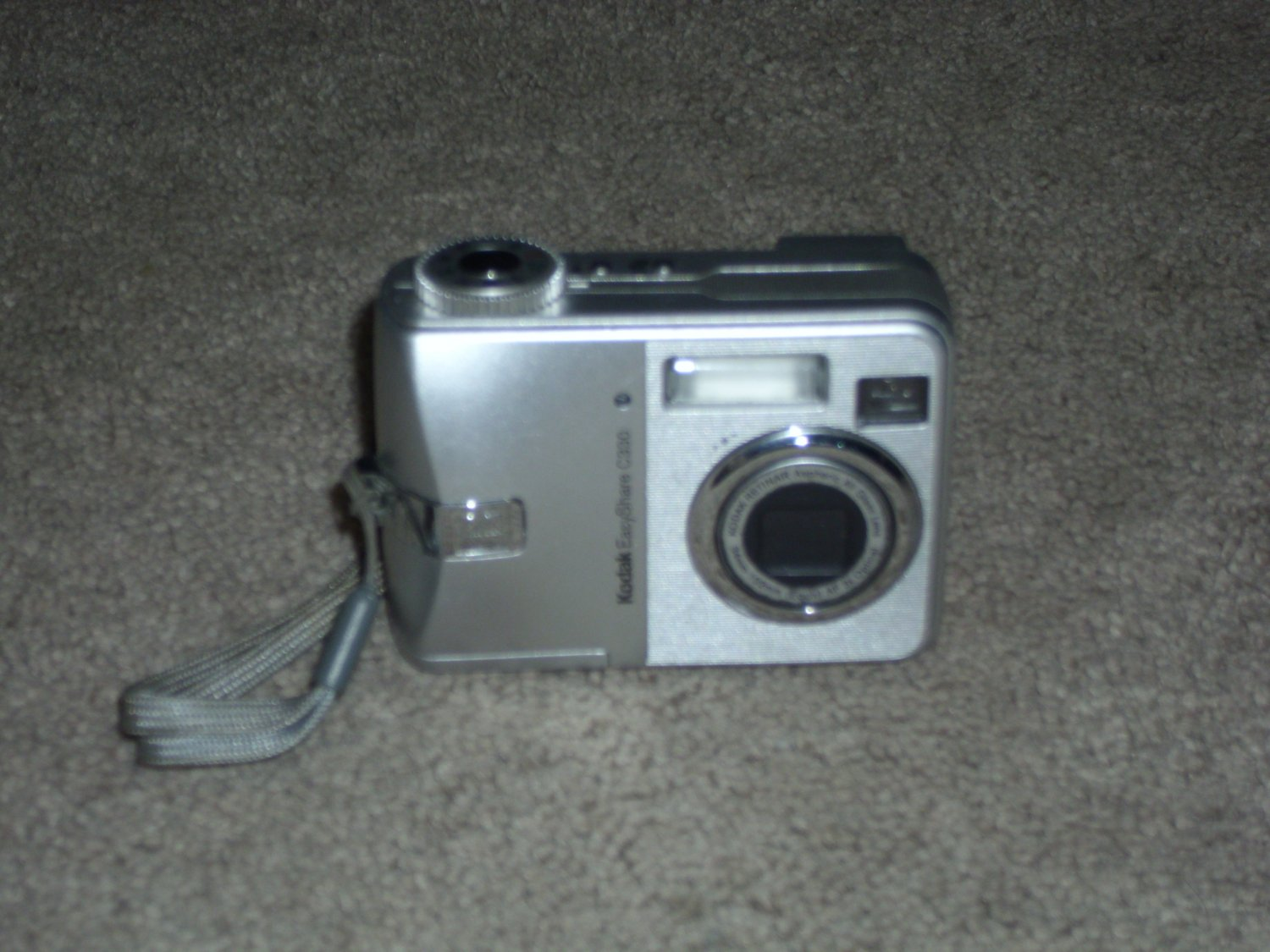 Kodak EasyShare C330 Digital Camera