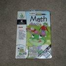 Leap Frog K Kindergarten Math Interactive Book