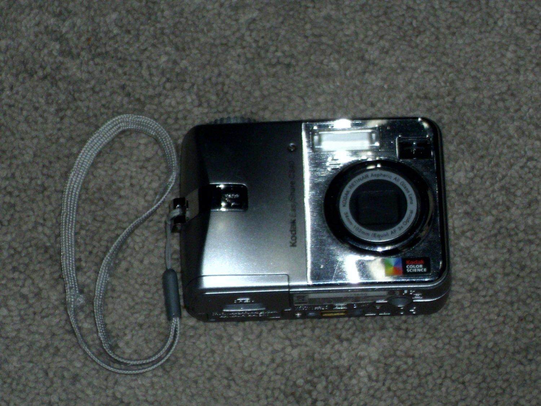 Kodak EasyShare C340 Digital Camera 5.0 Mega Pixels