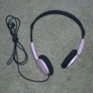 Sony MDR-222KD Lightweight Stereo Headphones Headset Pink