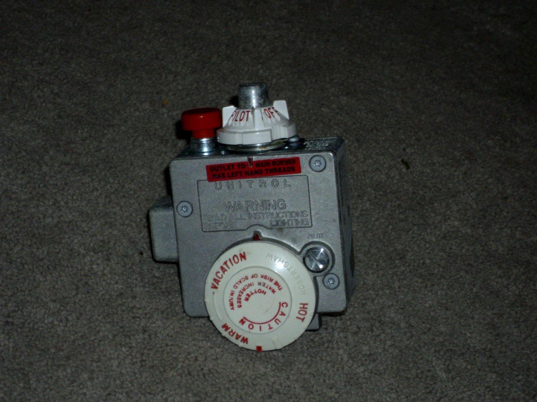 Gas Control Valve 100093863 Robert Shaw 64-LC4-376 R110RATSPL w/ Thermostat