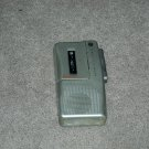 GE 3-5375A Microcassette Player. Needs Battery Cover