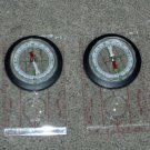 Lot of 2 Coleman Map Compasses