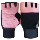 New Crawford leather For Body Building And training in Gym Men Gloves