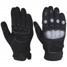 Brand New Crawford Synthetic Leather Motor Cross Men Gloves waterproof with kuckle protection