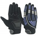 Brand New Crawford Synthetic Leather MotorCross Men Gloves reusable Unbreakable knuckle protection