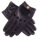 New Crawford Soft leather Retro Style Men Driving Gloves