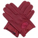 New Crawford Soft leather Retro Style Men Driving premier Quality Gloves